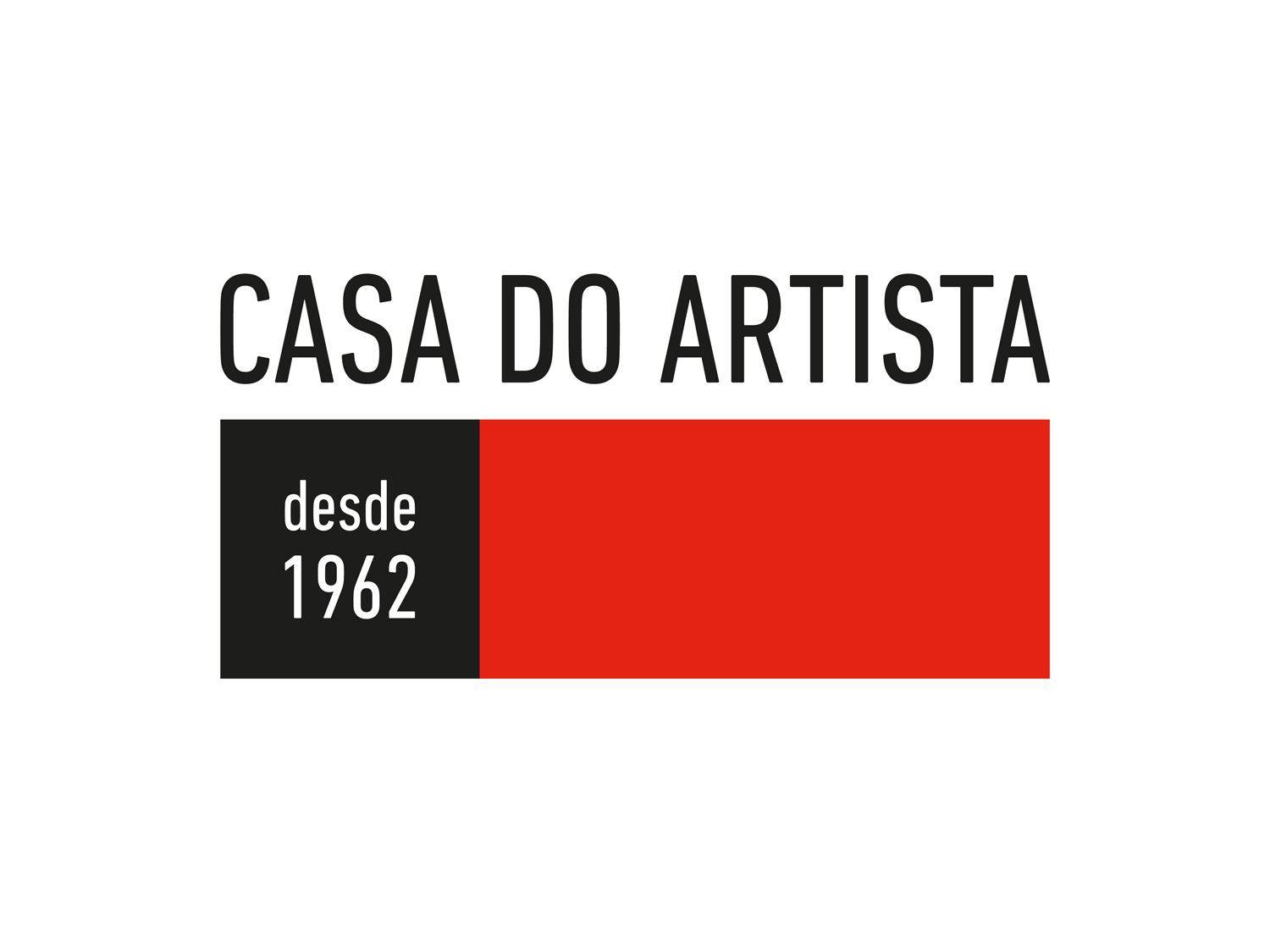 CASA DO ARTISTA | LOGO HORIZONTAL