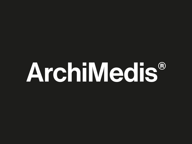 ARCHIMEDIS | LOGO INVERTIDO
