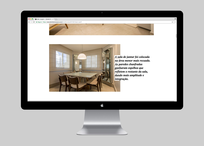 WEBSITE | APTO. JAUAPERI