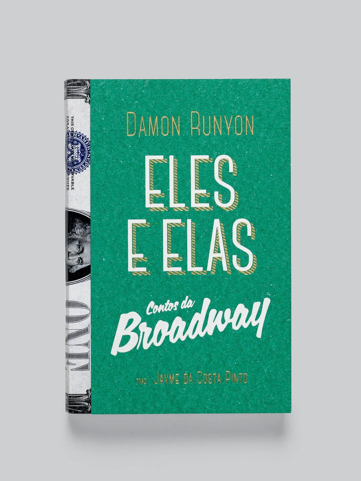 """""""ELES E ELAS: CONTOS DA BROADWAY"""""""