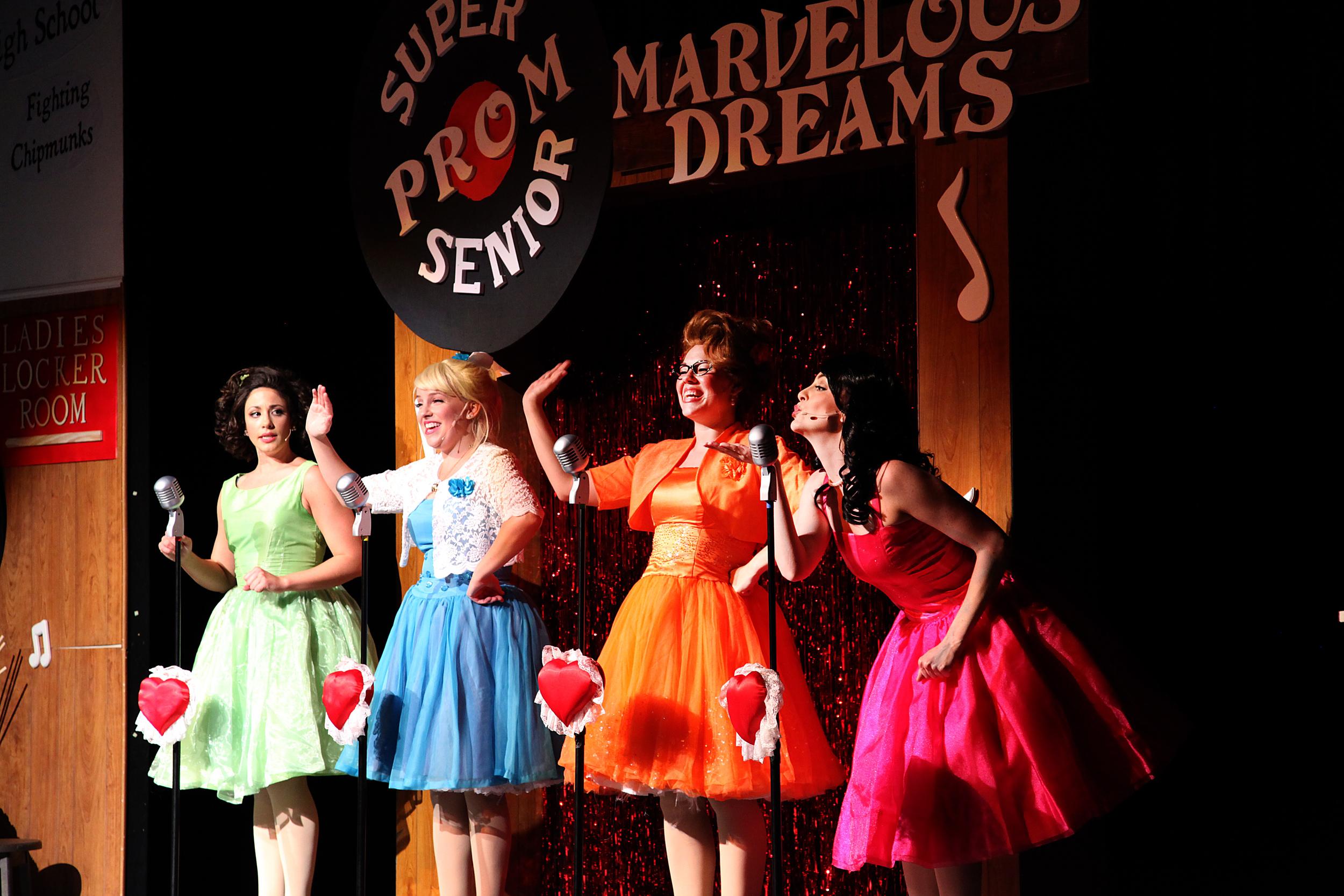 """The Marvelous Wonderettes"""
