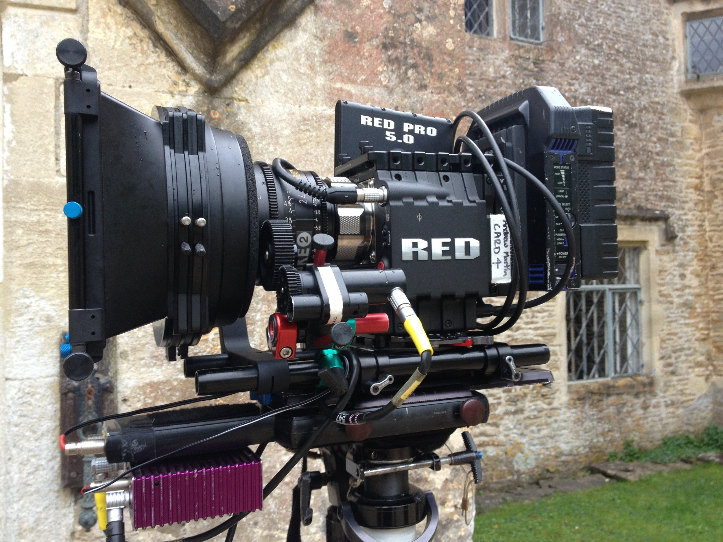 Richard Cornelius - Director of Photography