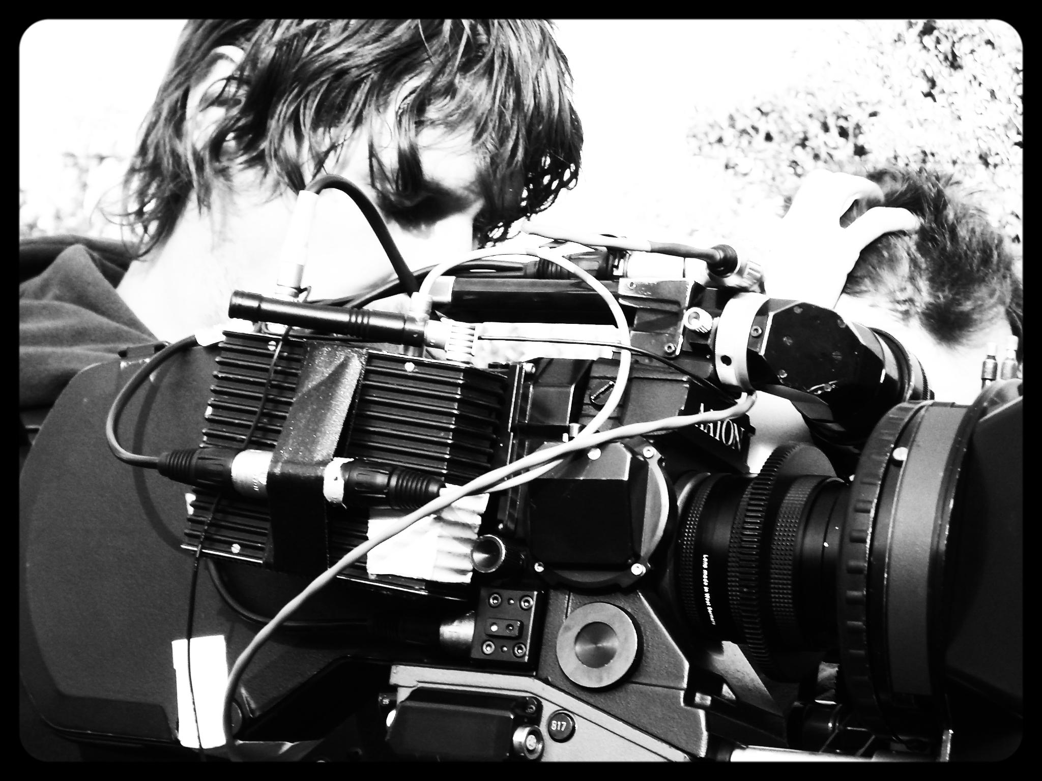 Rich Cornelius Steadicam on film