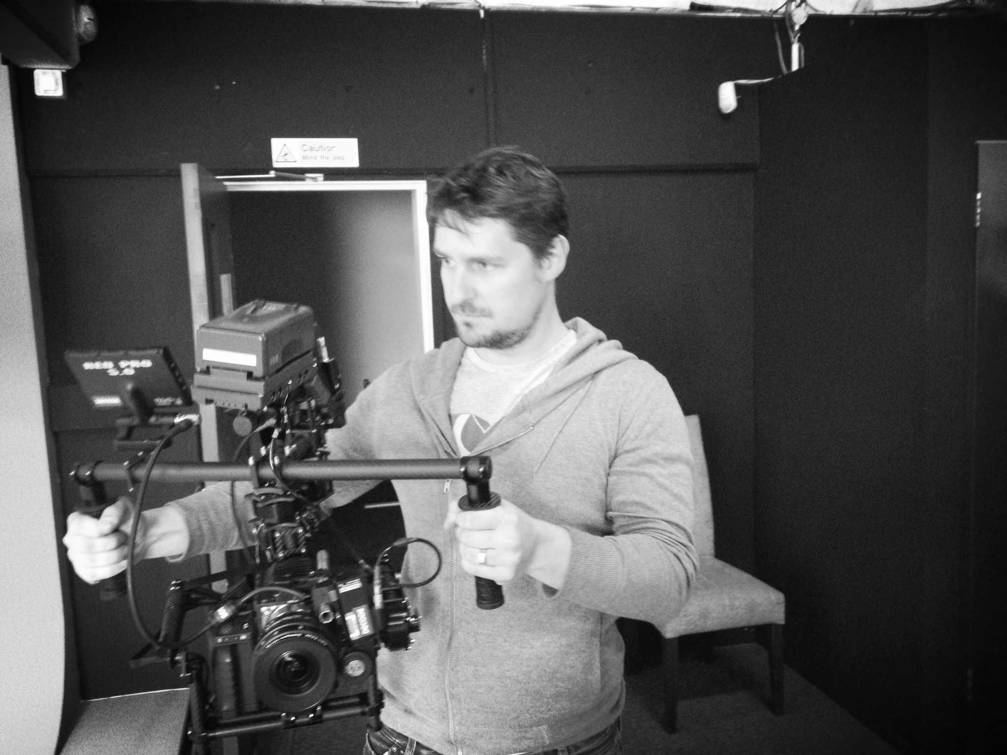 Movi 10 Test - Richard Cornelius - Steadicam Operator