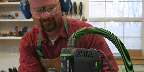 Festool Training With Gregory Paolini Of Gregory Paolini Design