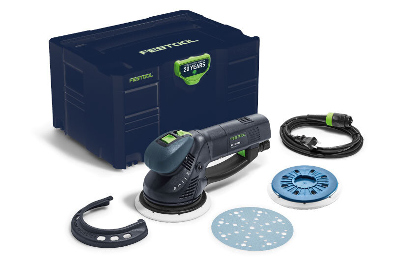 - Rotex RO 150 $620Includes Hard Pad + 10 pack Granat P80 & P120The Emerald Edition Rotex RO 150 includes the Emerald Blue Systainer, hard pad and 10 pack Granat P80 & P120, an $82.50 value