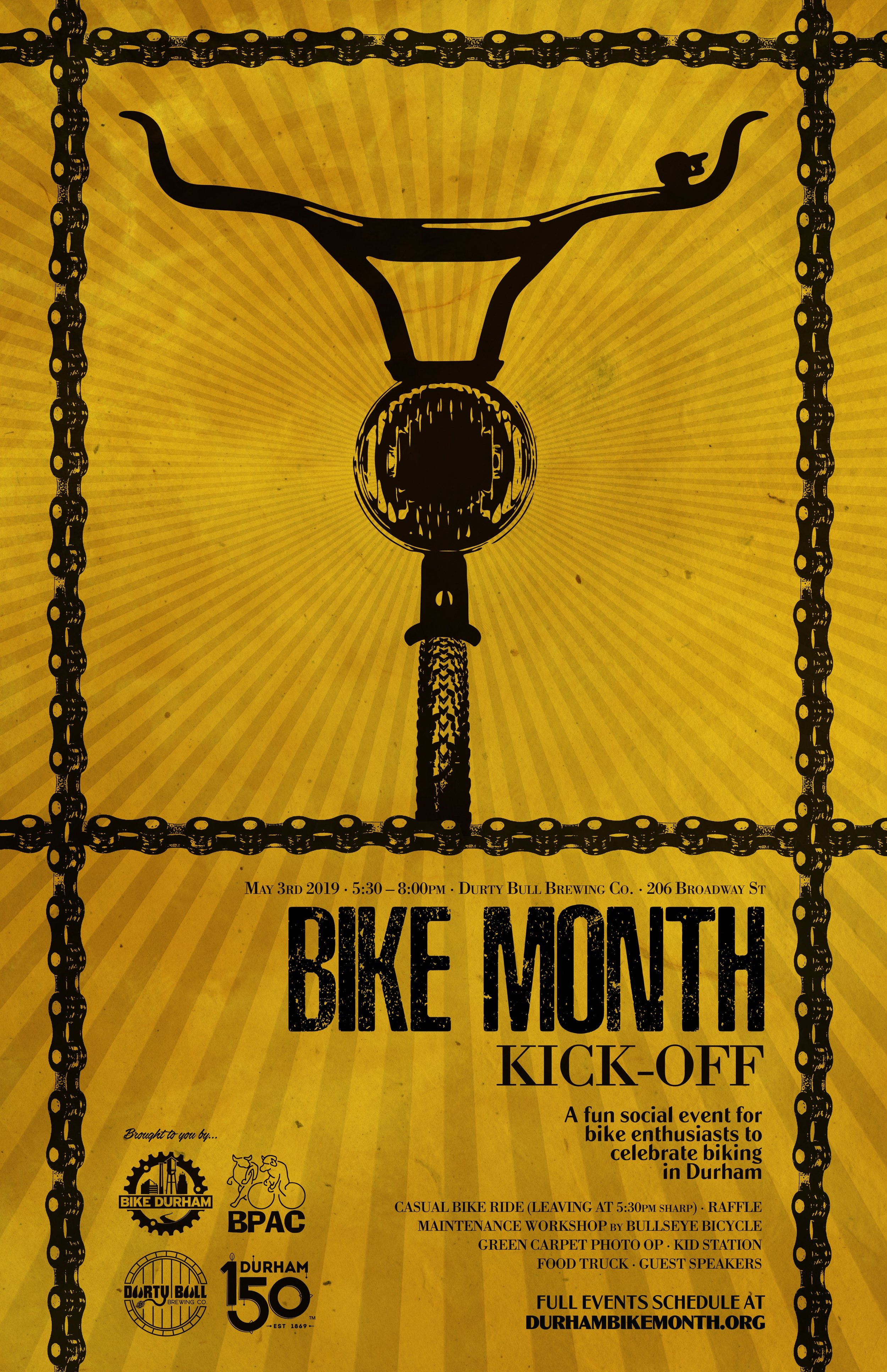 Bike Month Kickoff 2019