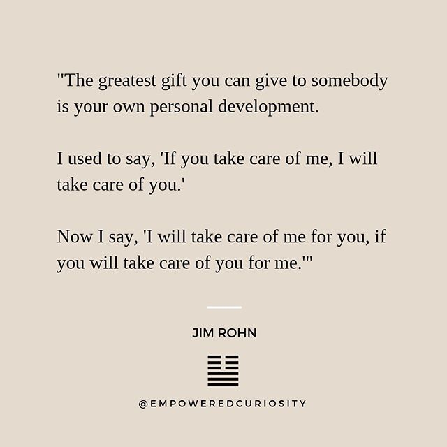 This is a quote that one of my boyfriends shared with me. And you guys, it hit me HARD. ⠀ ⠀ As a life-long codependent-relationship-seeker, enabler and caretaker, it was hard to let go of trying to take care of my partners and release control. ⠀ ⠀ Taking responsibility for my own story without trying to narrate my partners' story at the same time feels freeing.  And it feels empowering to have my partners acknowledge the work that I do and reflect back that it is rewarding them as well.⠀ ⠀ Of course, we lean on each other when we need to, but I trust that they are doing their work just as I am doing my own work. ⠀ ⠀ 💚💚💚⠀⠀ ⠀⠀ Click the link in bio to learn more about the online group coaching workshop THE HEART LAB to learn how to fill up your relationship communication toolbox.⠀⠀ ⠀⠀ I only offer this course once a year and registration is open now.