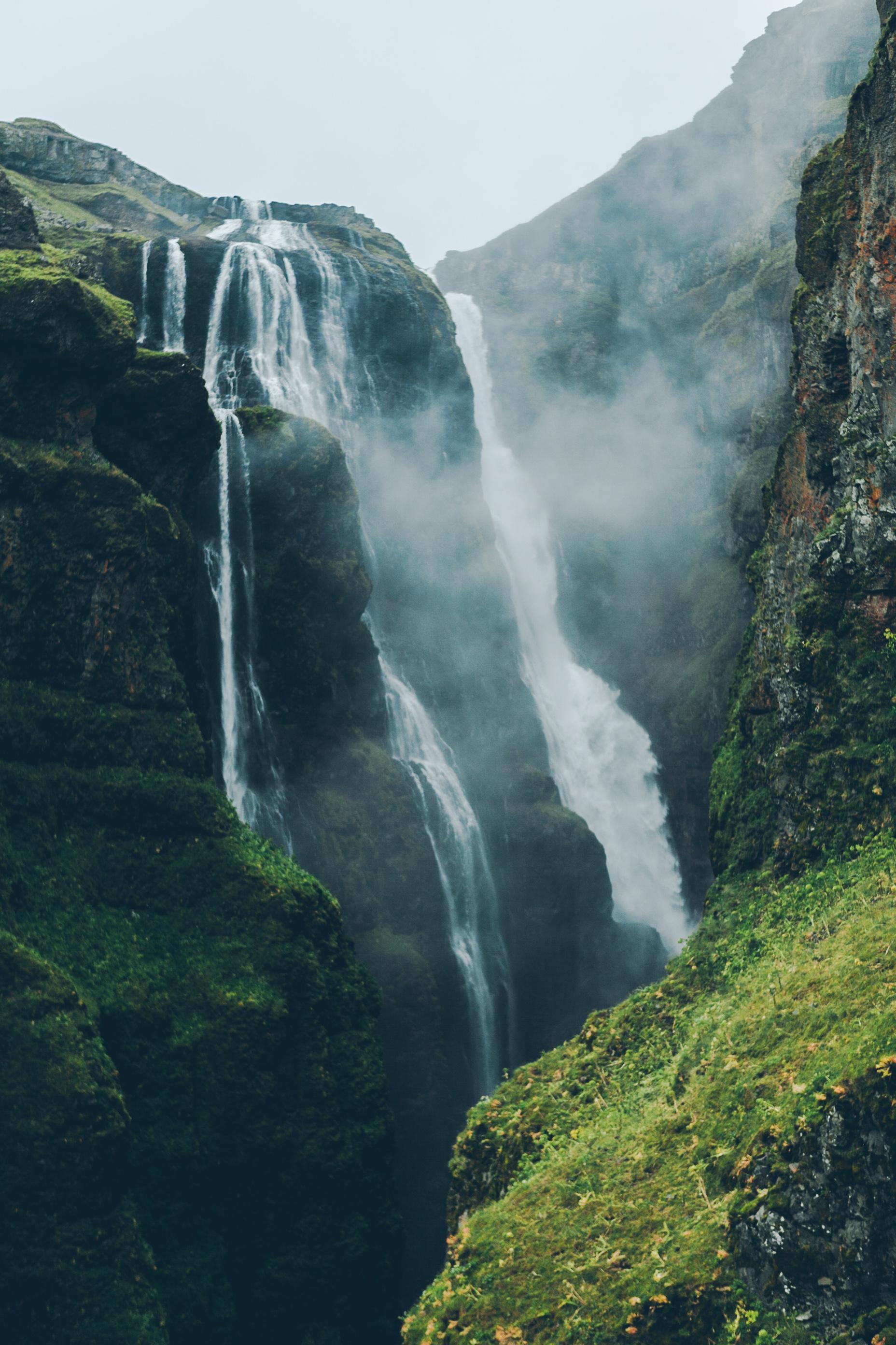 Gylmurfoss - Iceland's highest waterfall