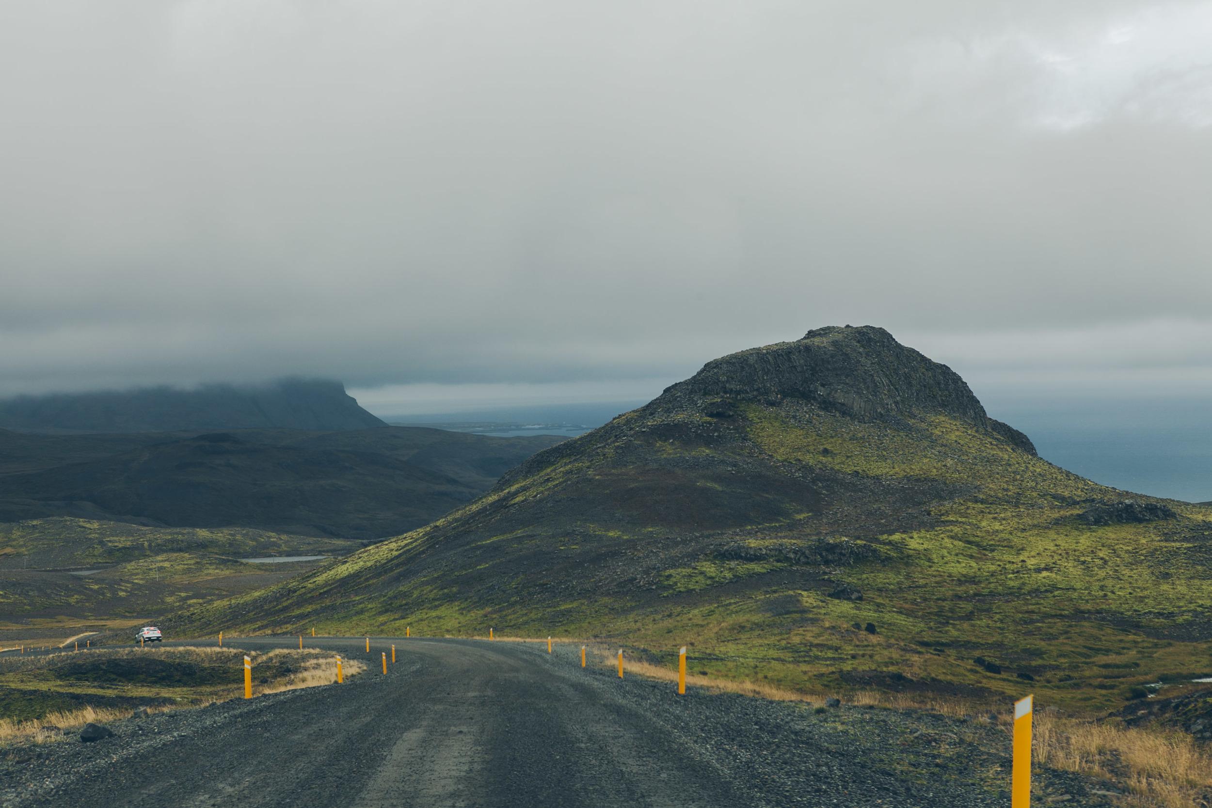 Road to Ólafsvík