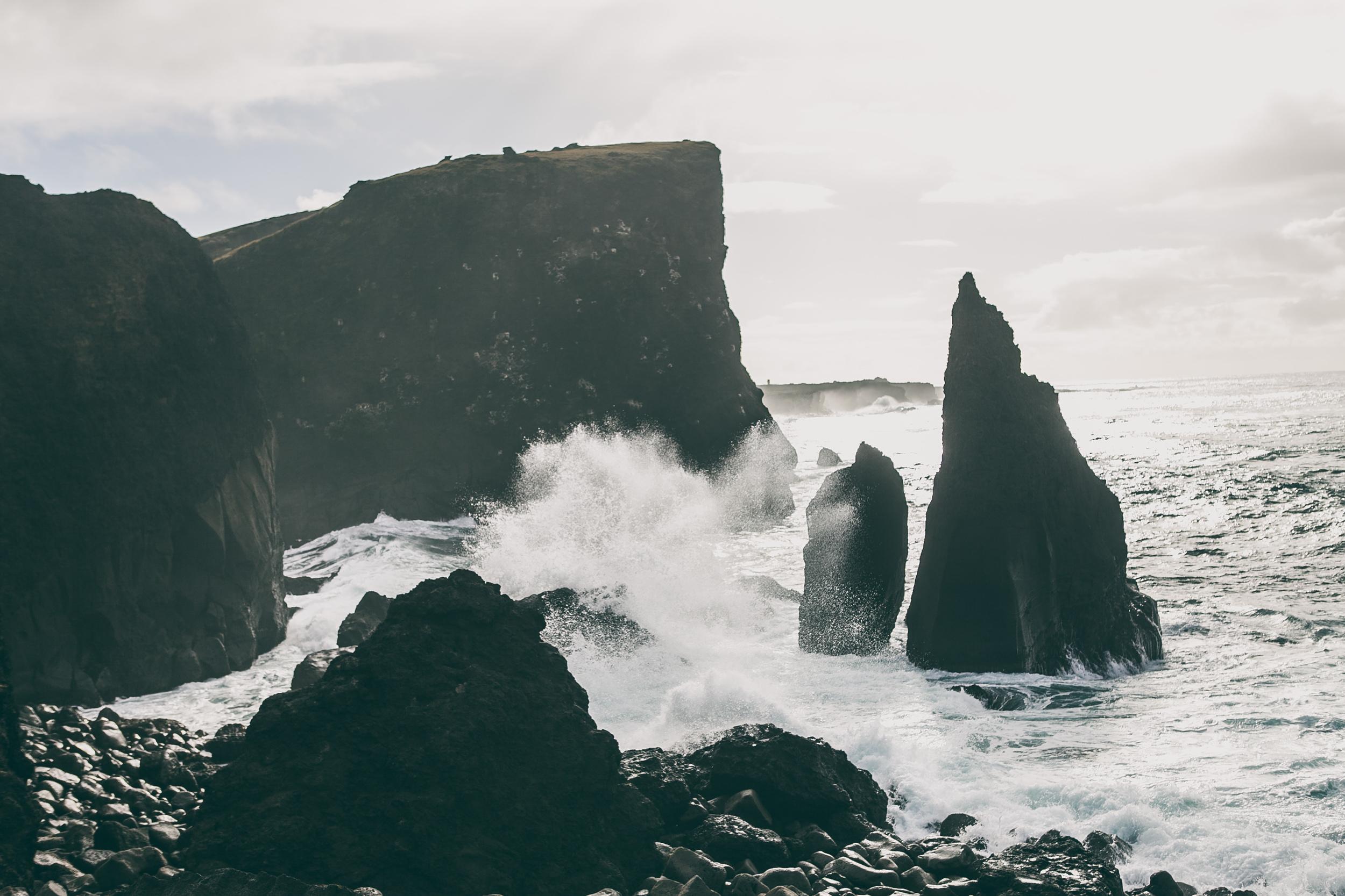 Southwestern edge of the Reykjanes peninsula