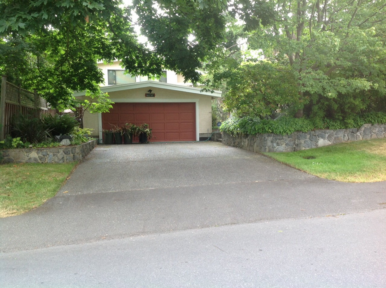 First home in Oak Bay
