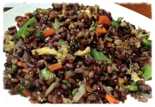 Five Crop Veggie Rice
