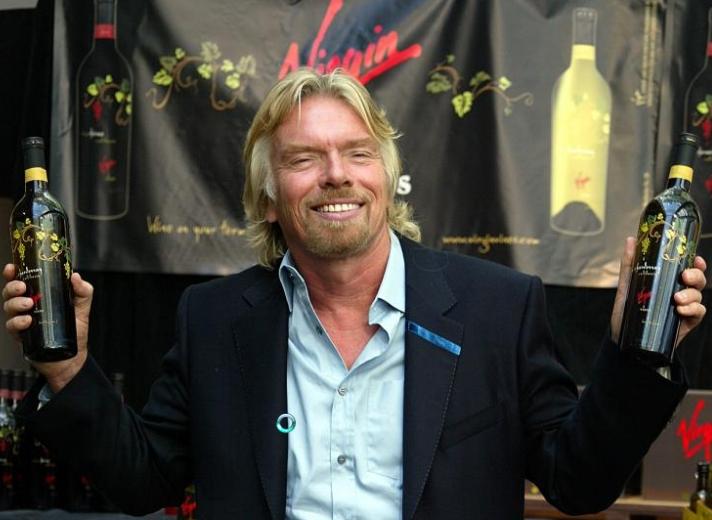 Sir Richard Branson, Virgin, Code-shifting guru