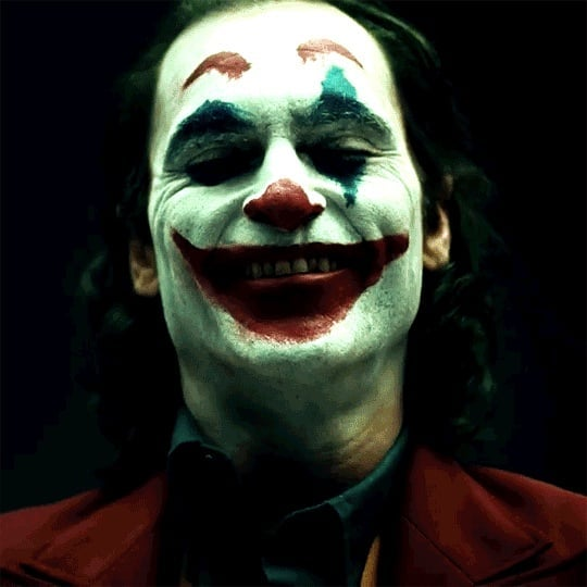 The Joker was so good. Very dark. Can't get it out of my head, seems just like the right timing for the way the world is now. Joaquin Phoenix was amazing #joaquinphoenix