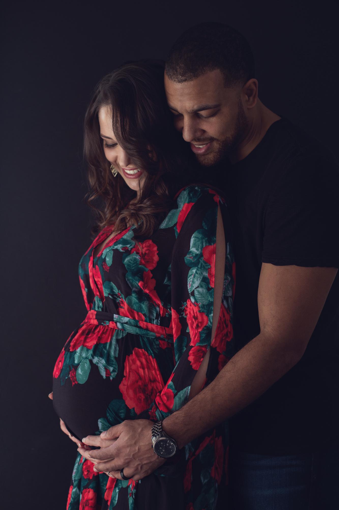 San Ramon Maternity Photoshoot