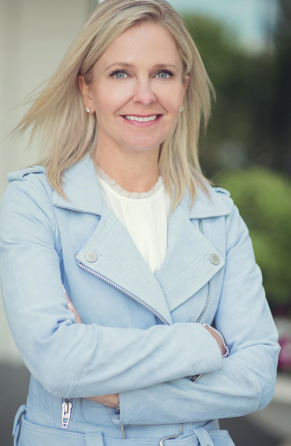 Michelle Devries (CEO)