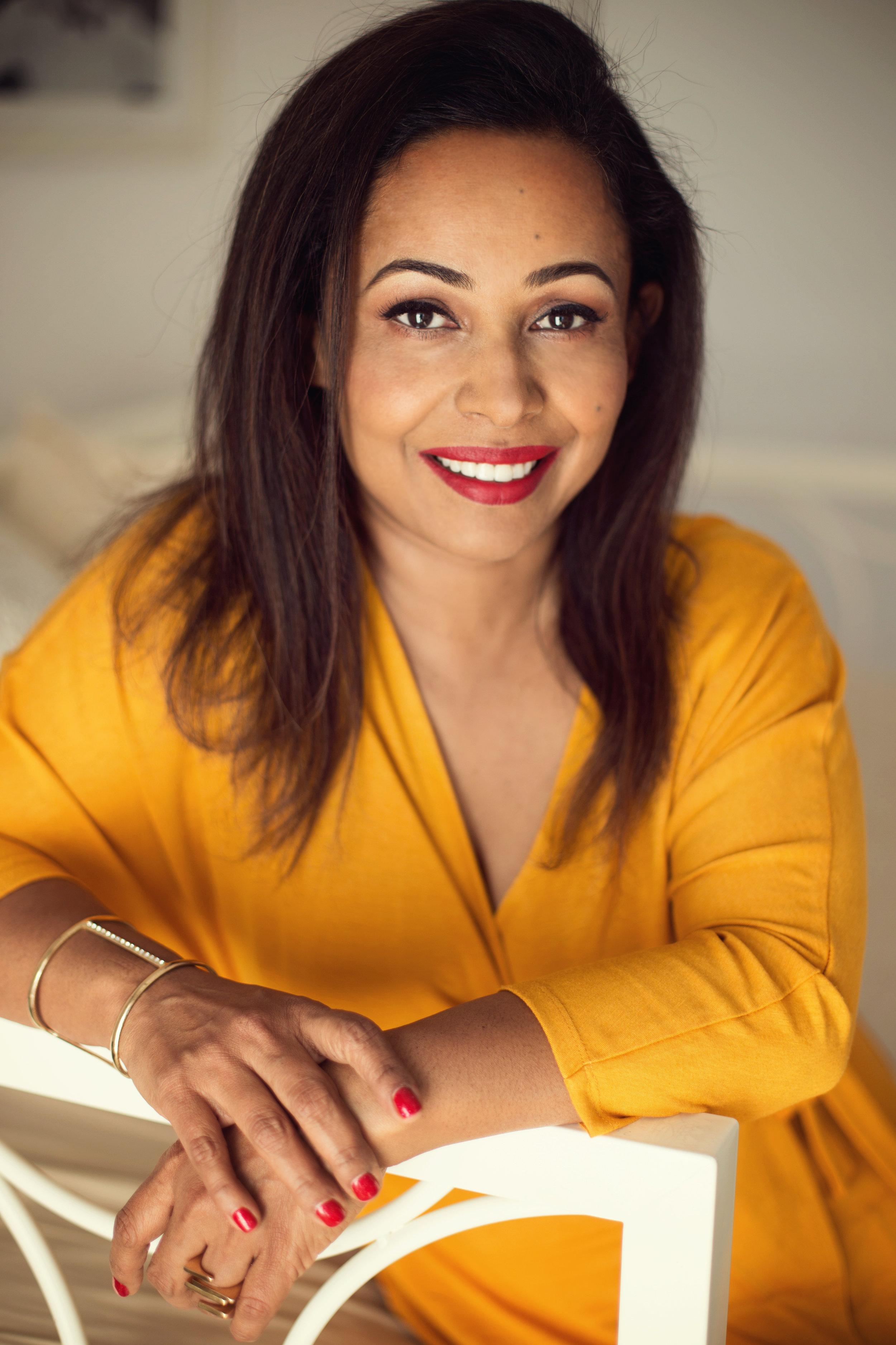 Hasina Begum (Makeup Artist)