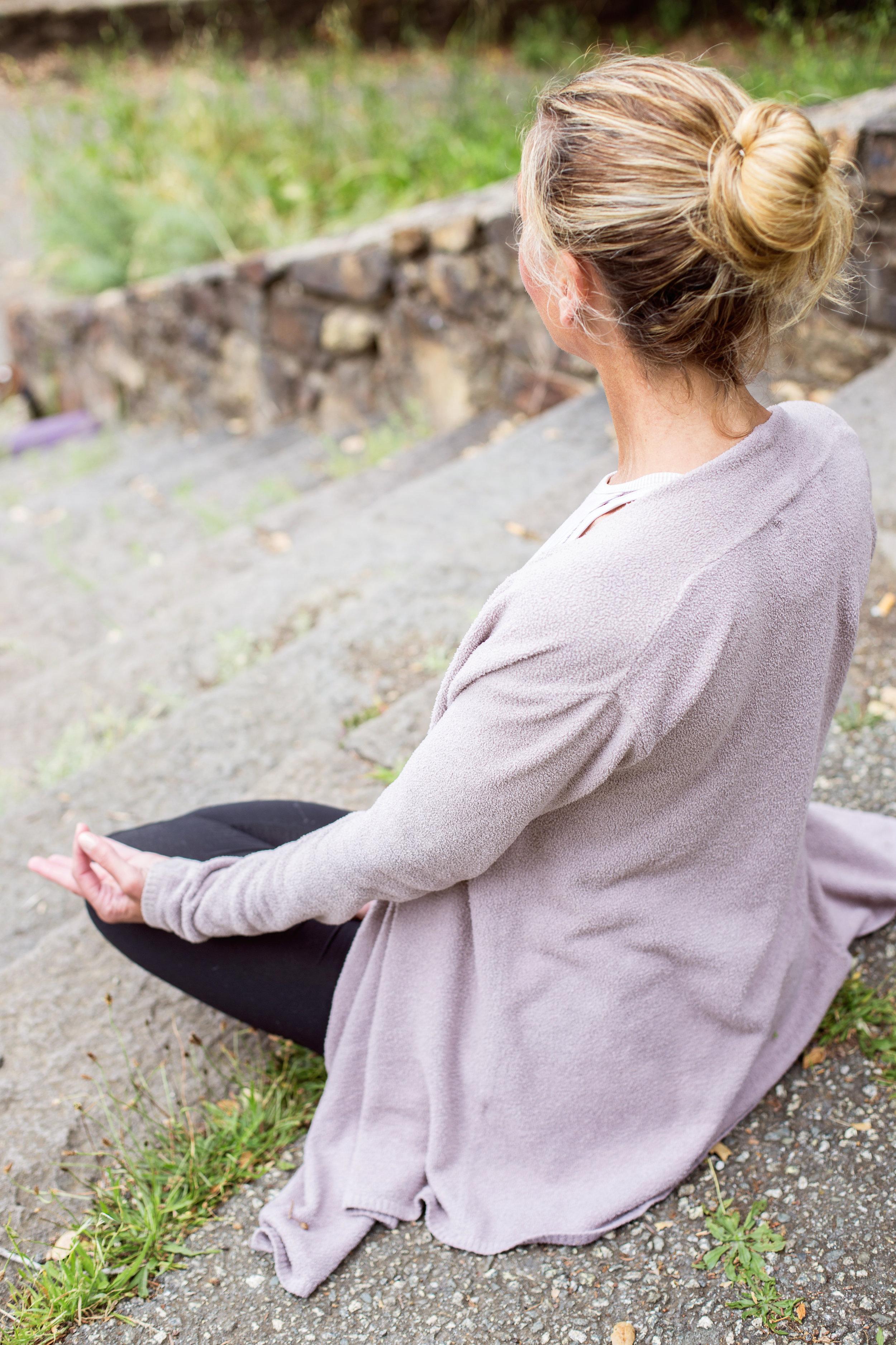Tina Woosley (Mindfulness Coach)