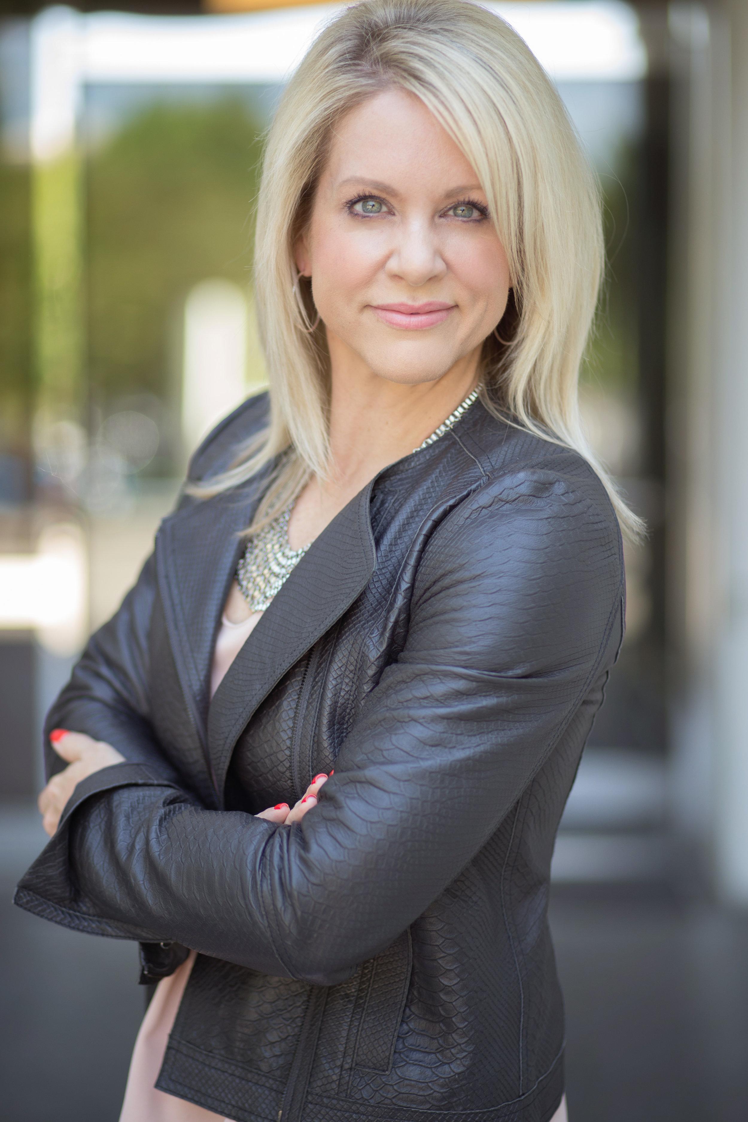 Ashley Gaspar (CEO/Founder)