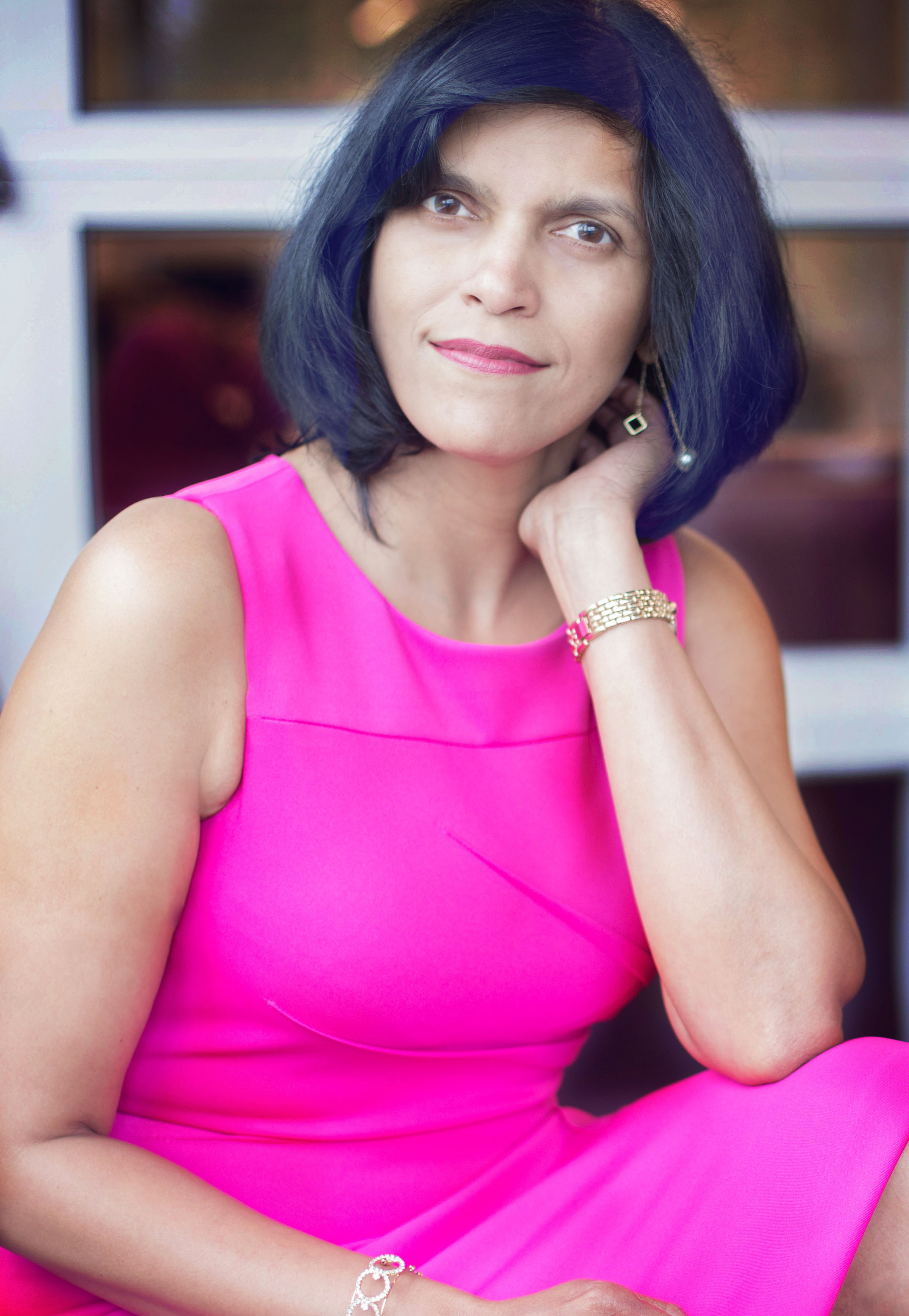 Beena Ammanath (Founder/CEO, Humans For All)