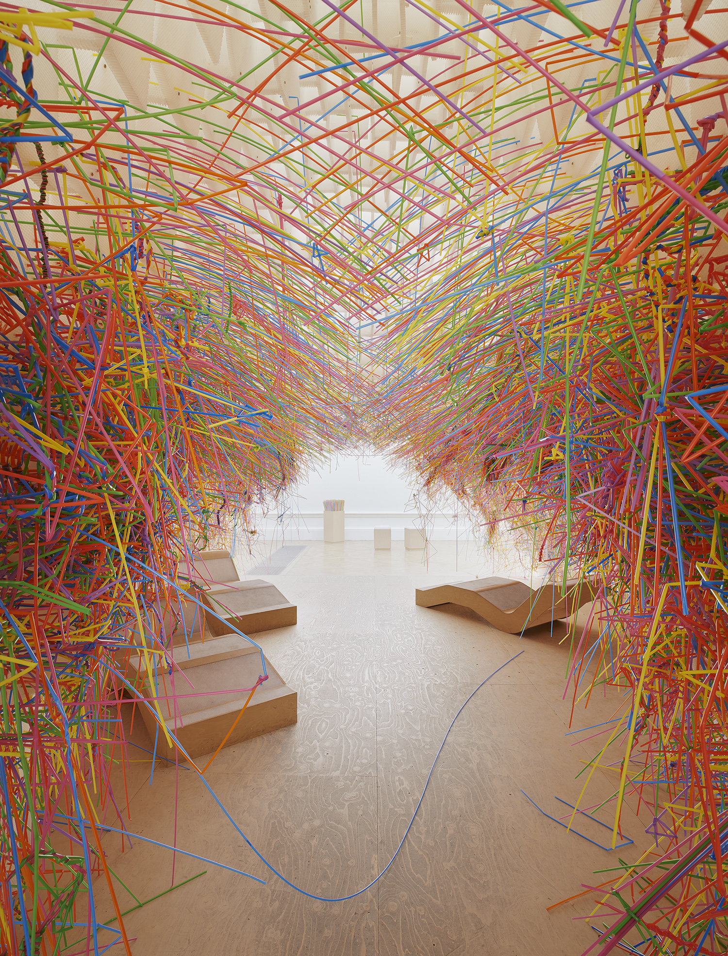 Sensing Spaces Exhibition