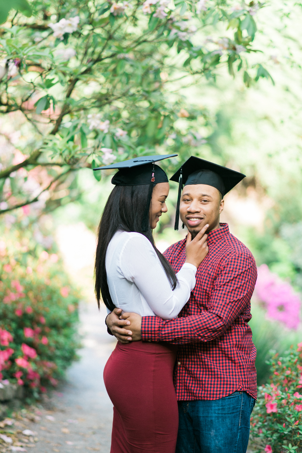 portland-engagement-photographer-wsu-graduation-portrait-crystal-springs-rhododendron-garden-shelley-marie-photo-2