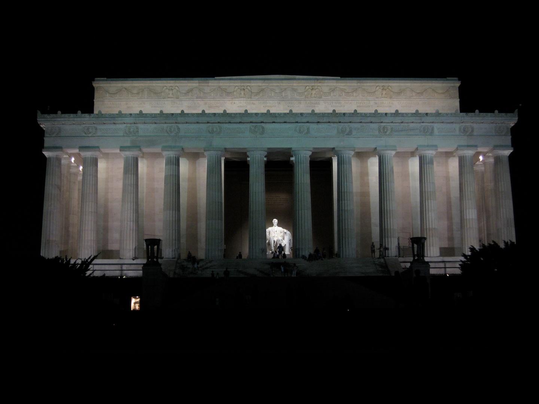 The Lincoln Memorial, Washington, DC