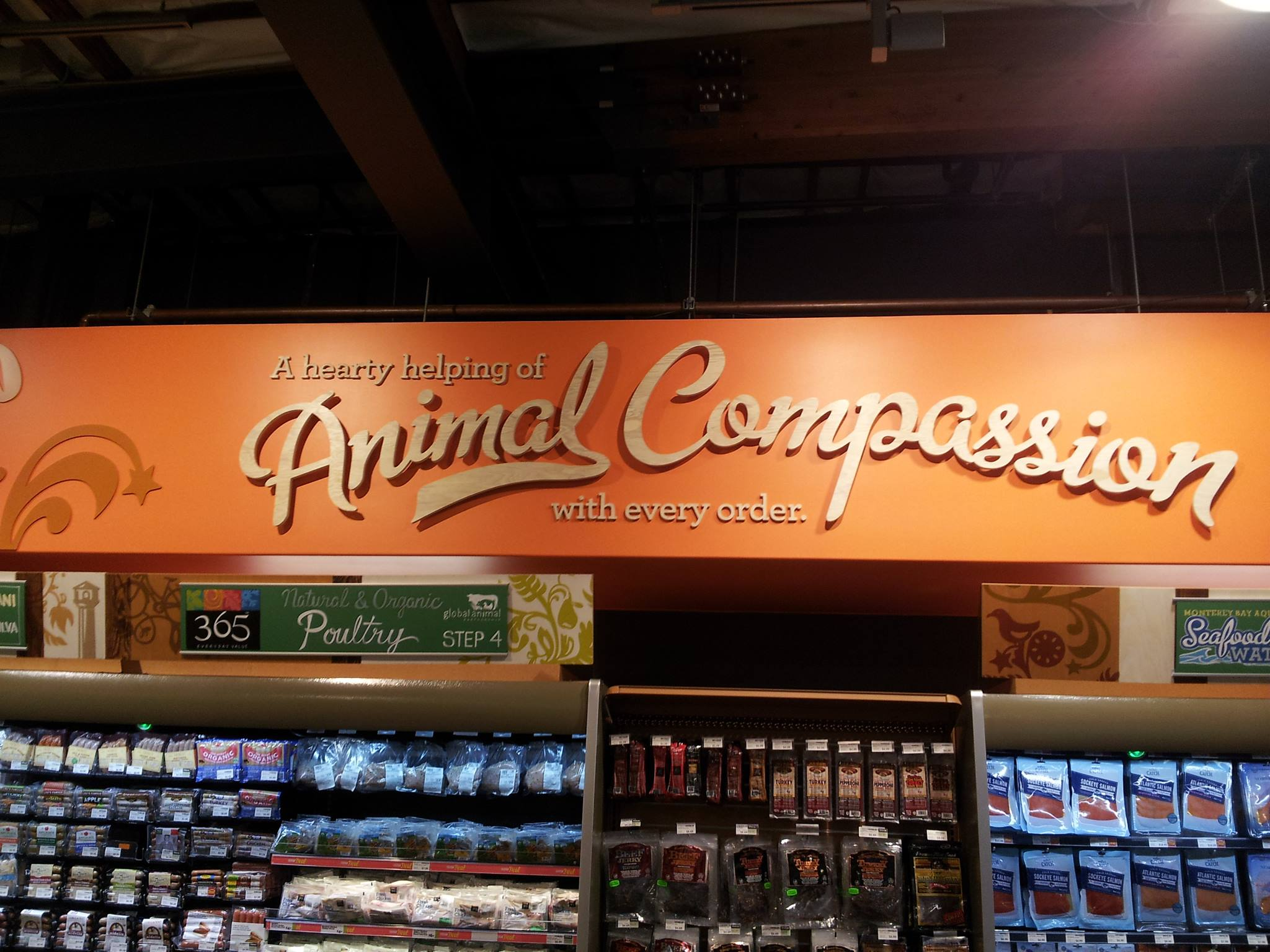 Mainstream animal rights organizations have traditionally supported mega corporations such as Whole Foods and Chipotle, despite their blatantly fraudulent advertising. But that is starting to change.