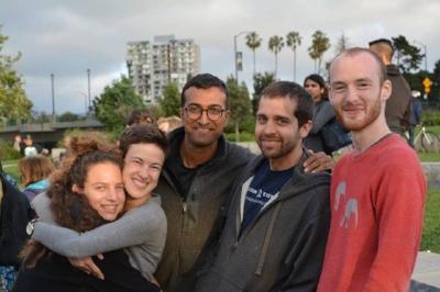 """Ahimsa House,""Activist housing in Berkeley, CA"