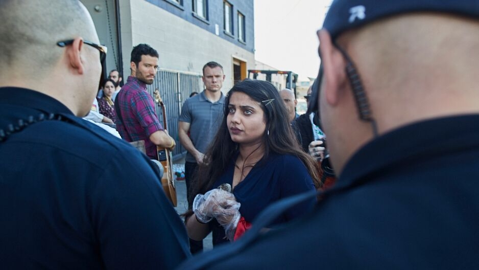 Rescue at Oakland Slaughterhouse Shows New, Potent Tactics of Growing Animal Rights Movement - November 1, 2017The Intercept