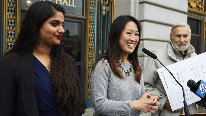 Supervisor Katy Tang wants fur banned in SF - January 23, 2018San Francisco Chronicle