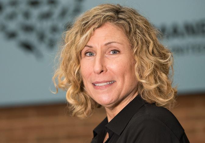 Kitty Block, CEO at HSUS.