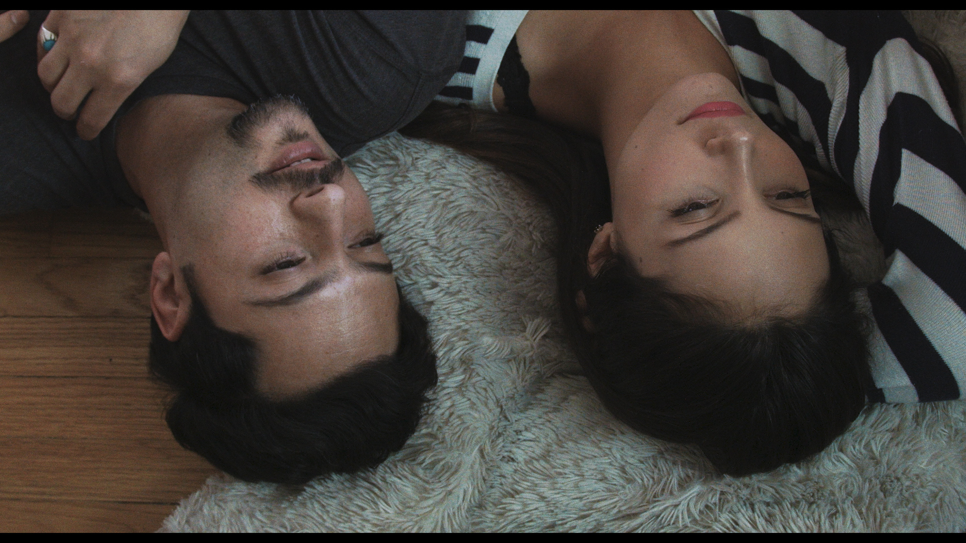 Still from Three Worlds. Amir Motlagh & Samantha Robinson