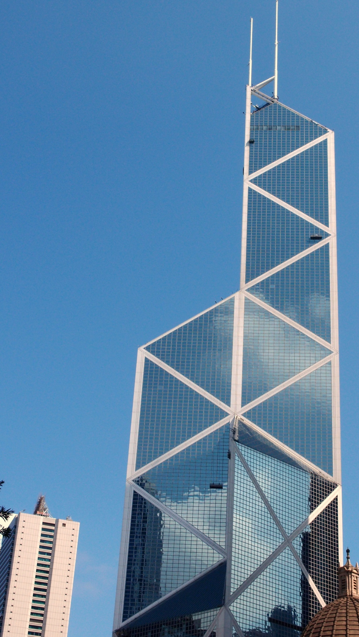 The Bank of China headquarters