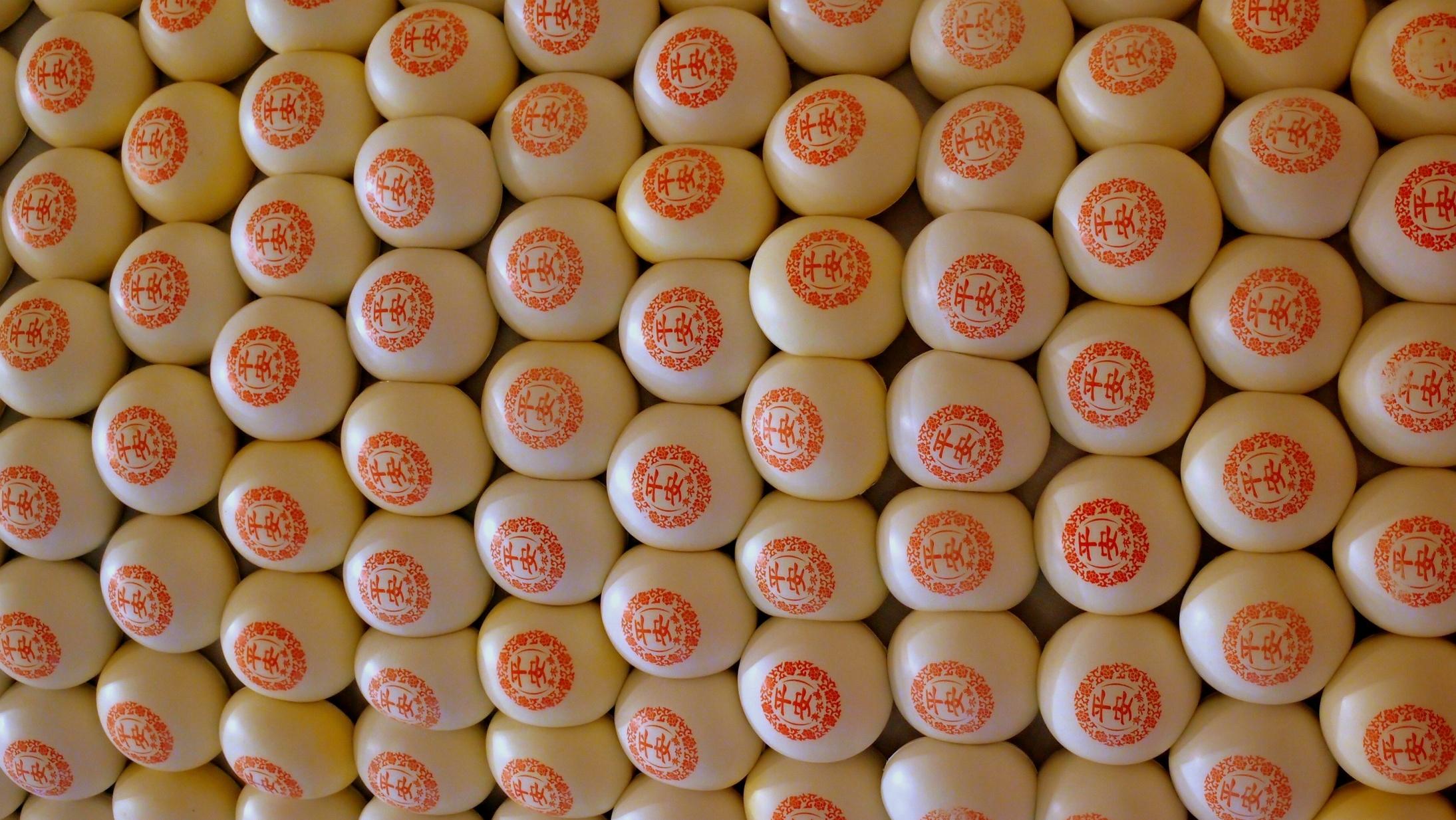 May 17th - the legendary Cheung Chau bun festival