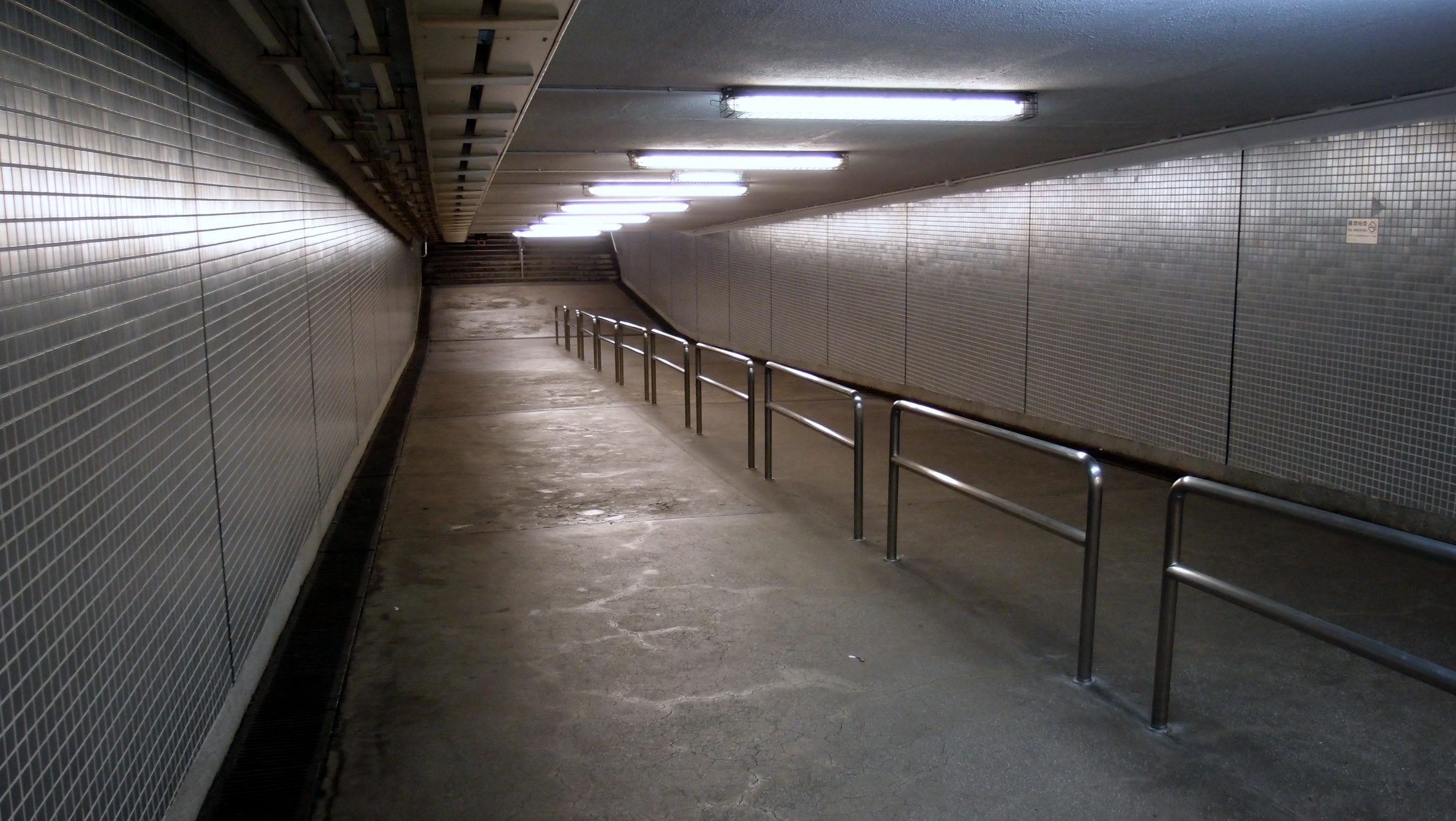 Our very safe subways
