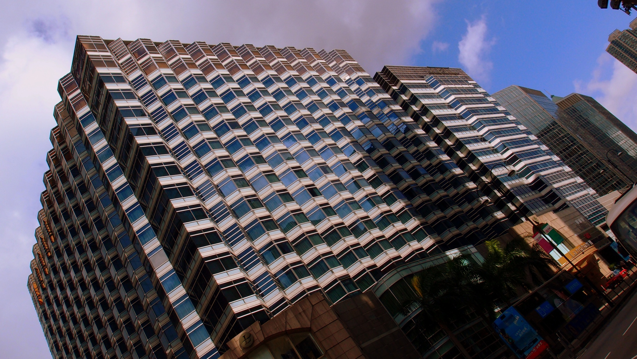 Located in the heart of TST, Kowloon next to Canton Road