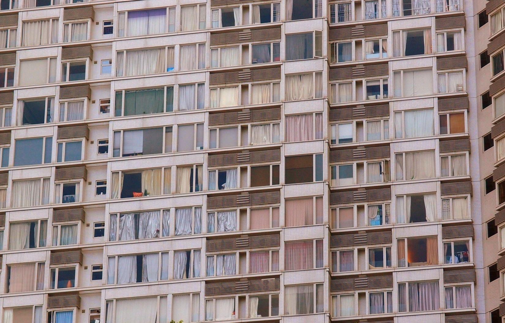 A Hung Hom apartment block