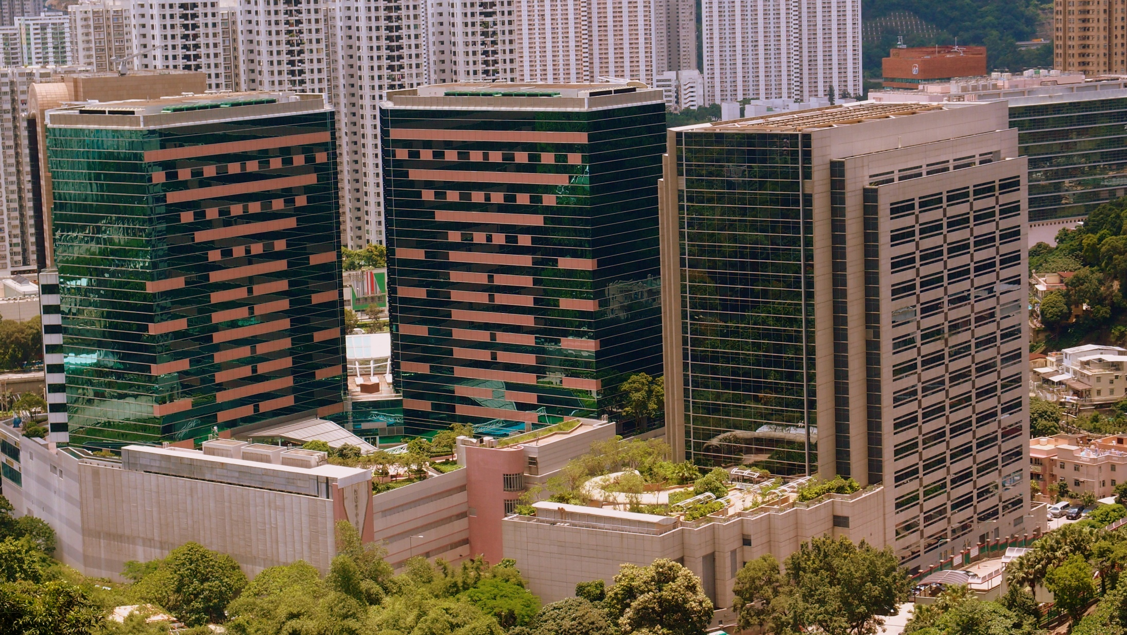 Yet another great view of Shatin