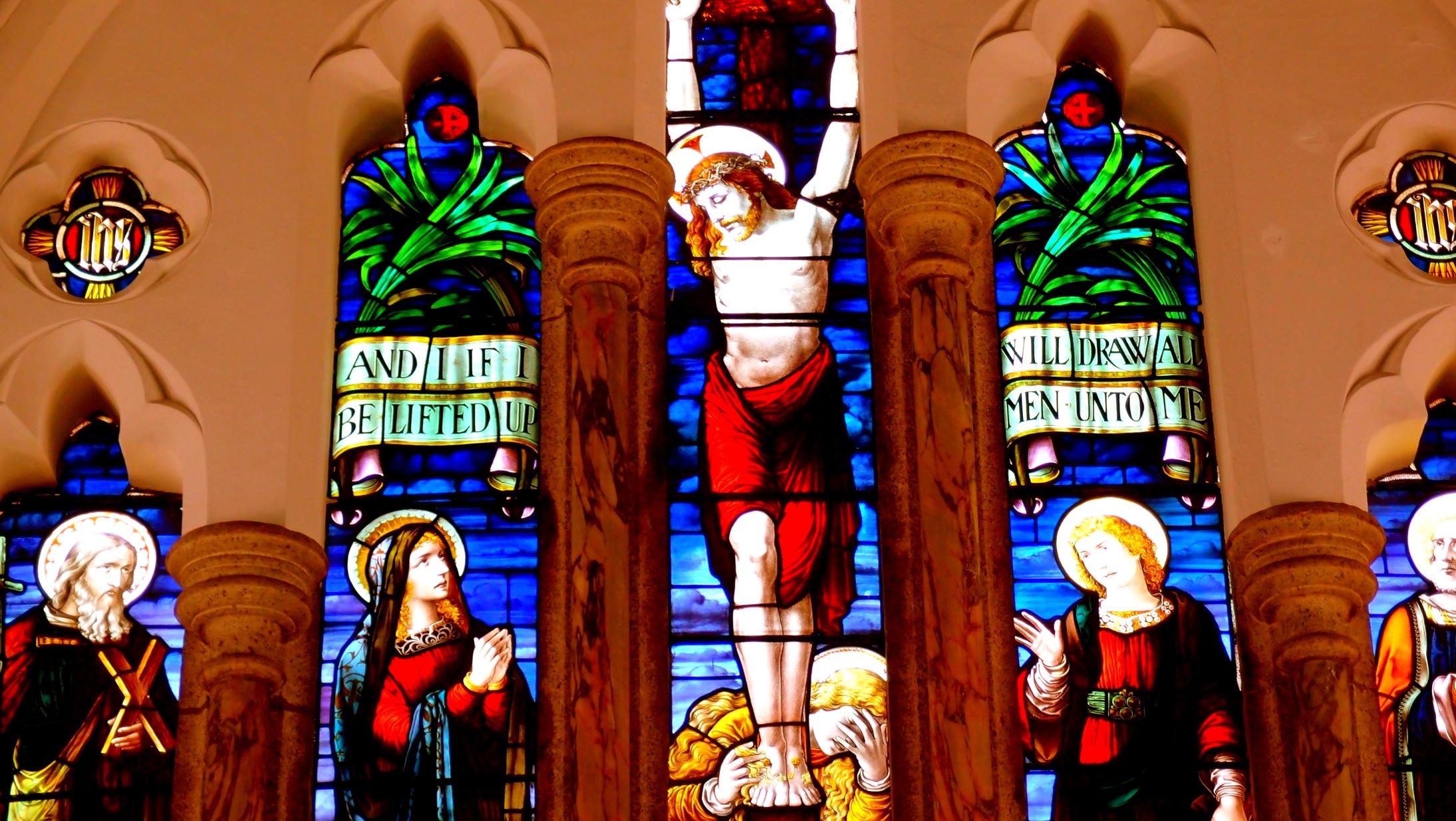 St. Andrews Church, TST