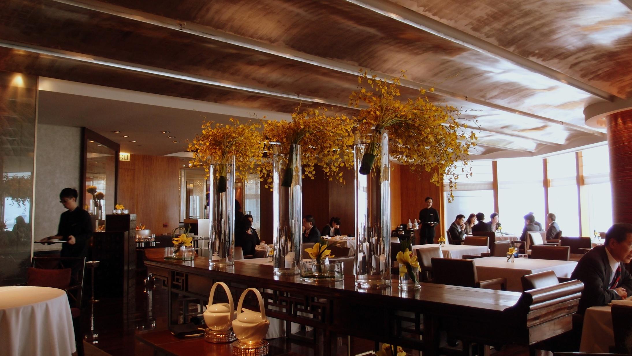 Lung King Heen - 3 star Michelin Restaurant