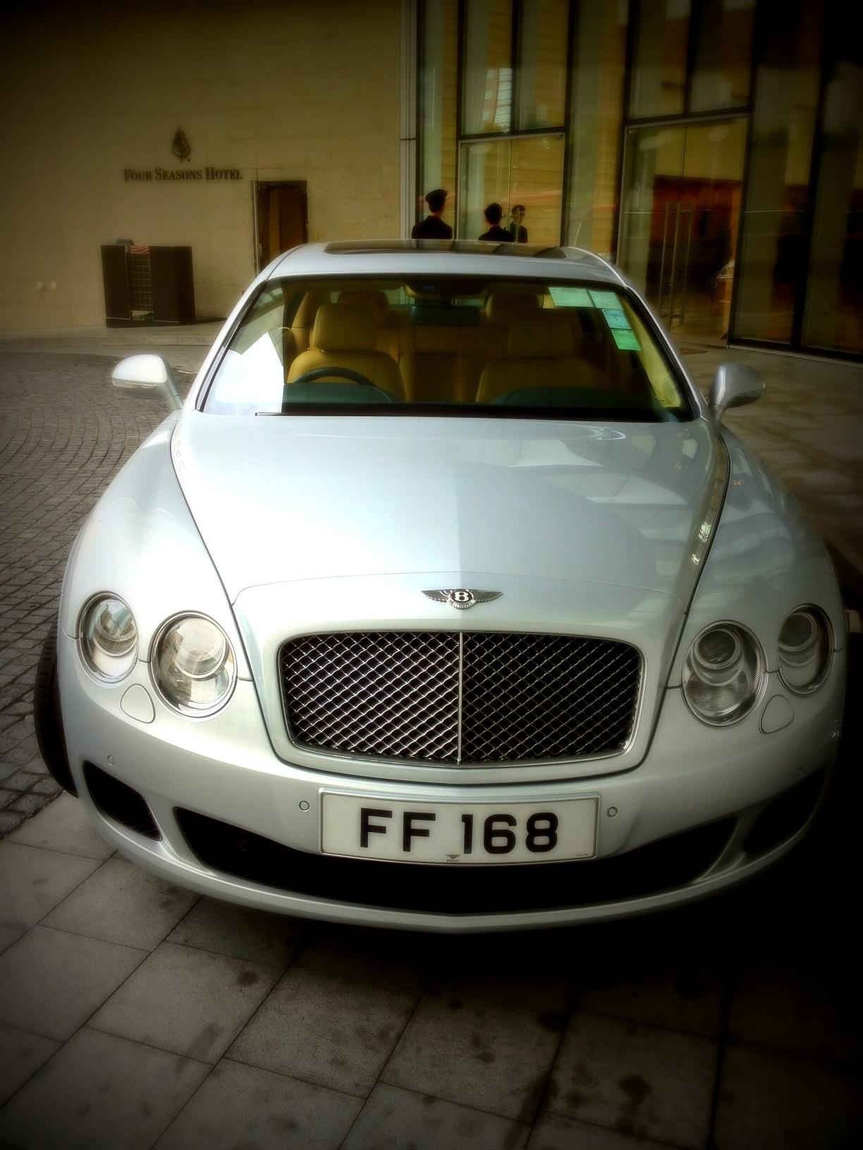 The Four Seasons Bentley