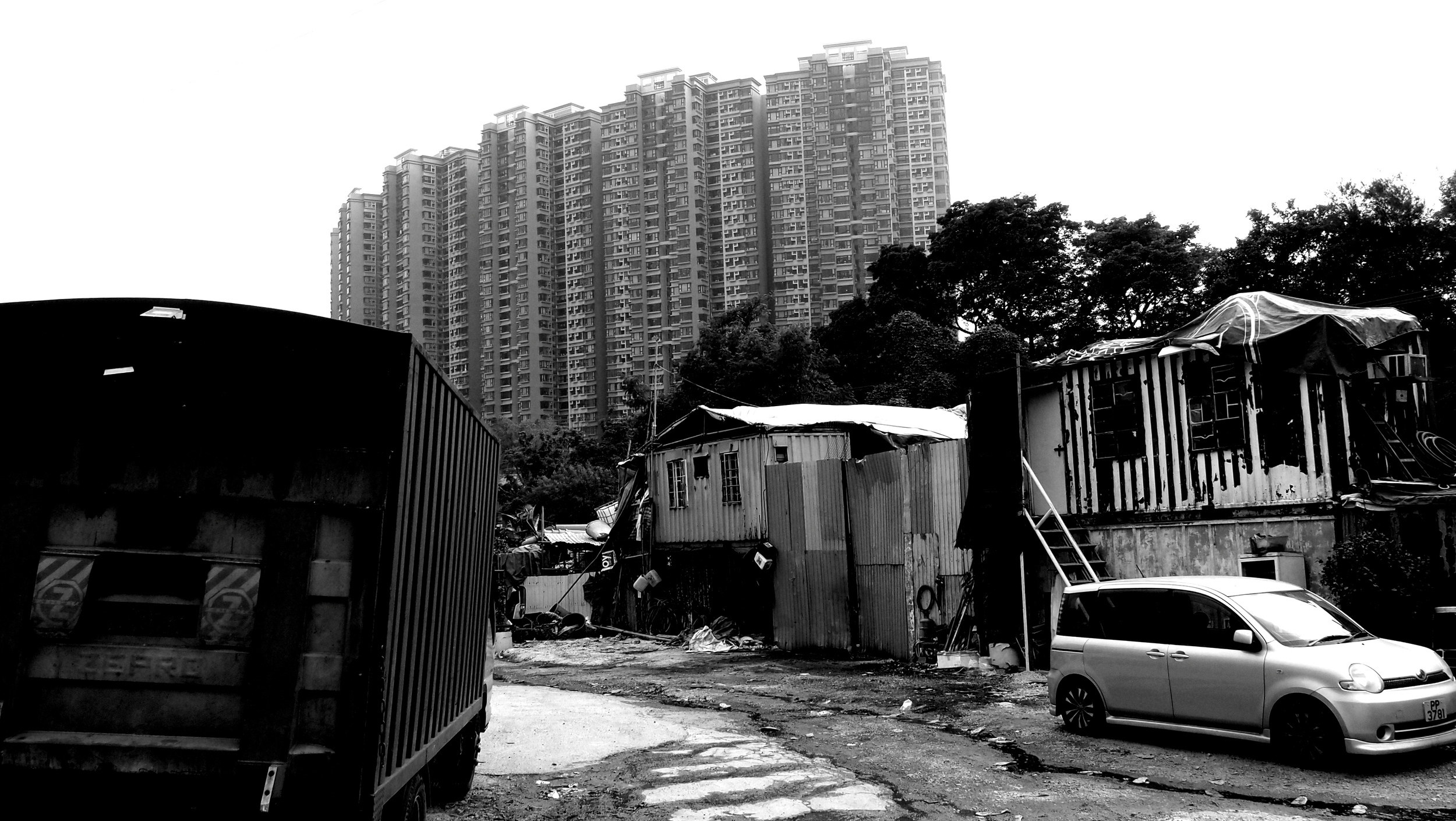 Message to our Government, our housing shortage can be rectified in 2 years by building apartment blocks on the hundreds of unsightly wasteland scrapyards dotted around the New Territories.