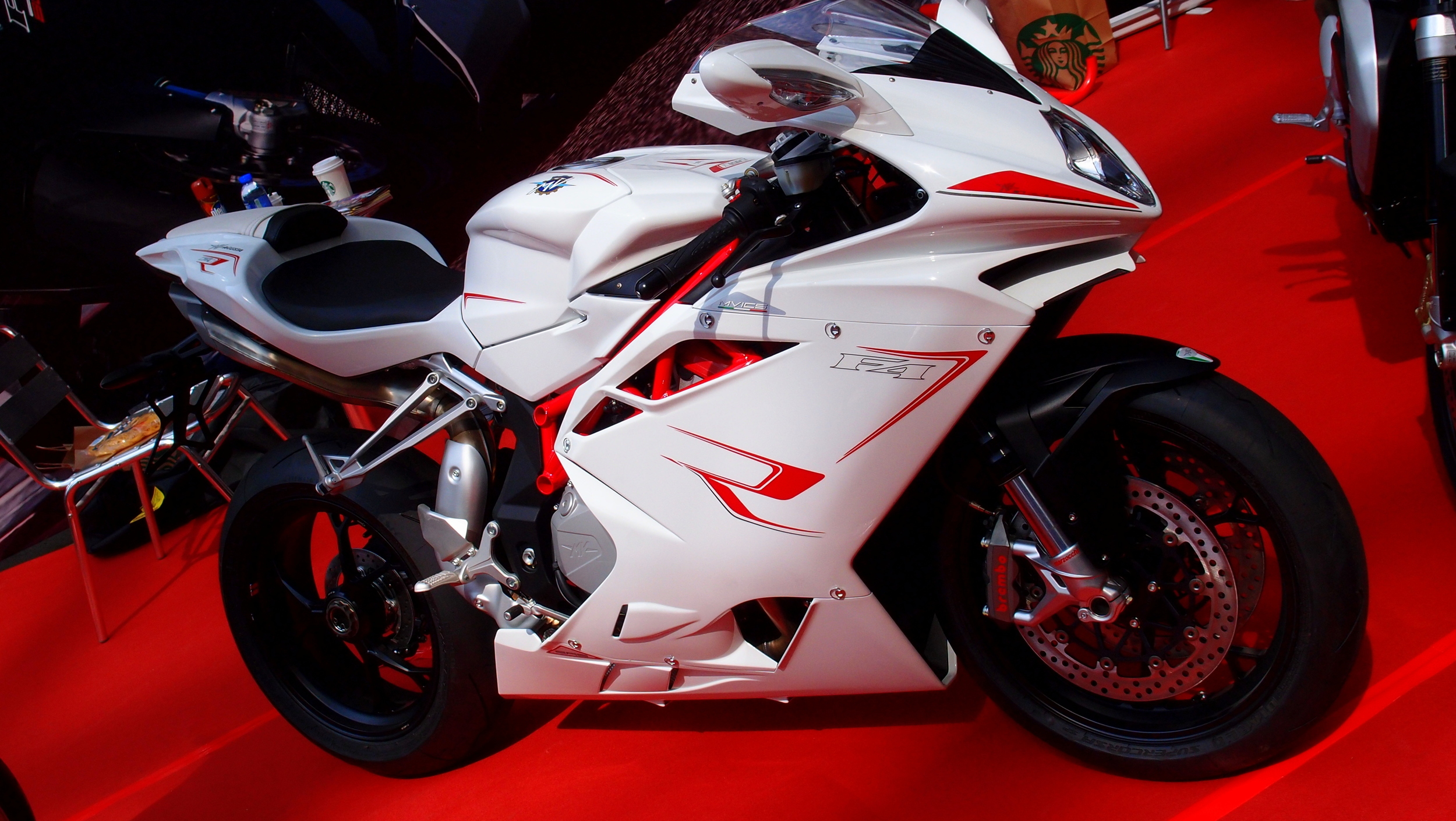 The Hong Kong Motorbike Show 2013