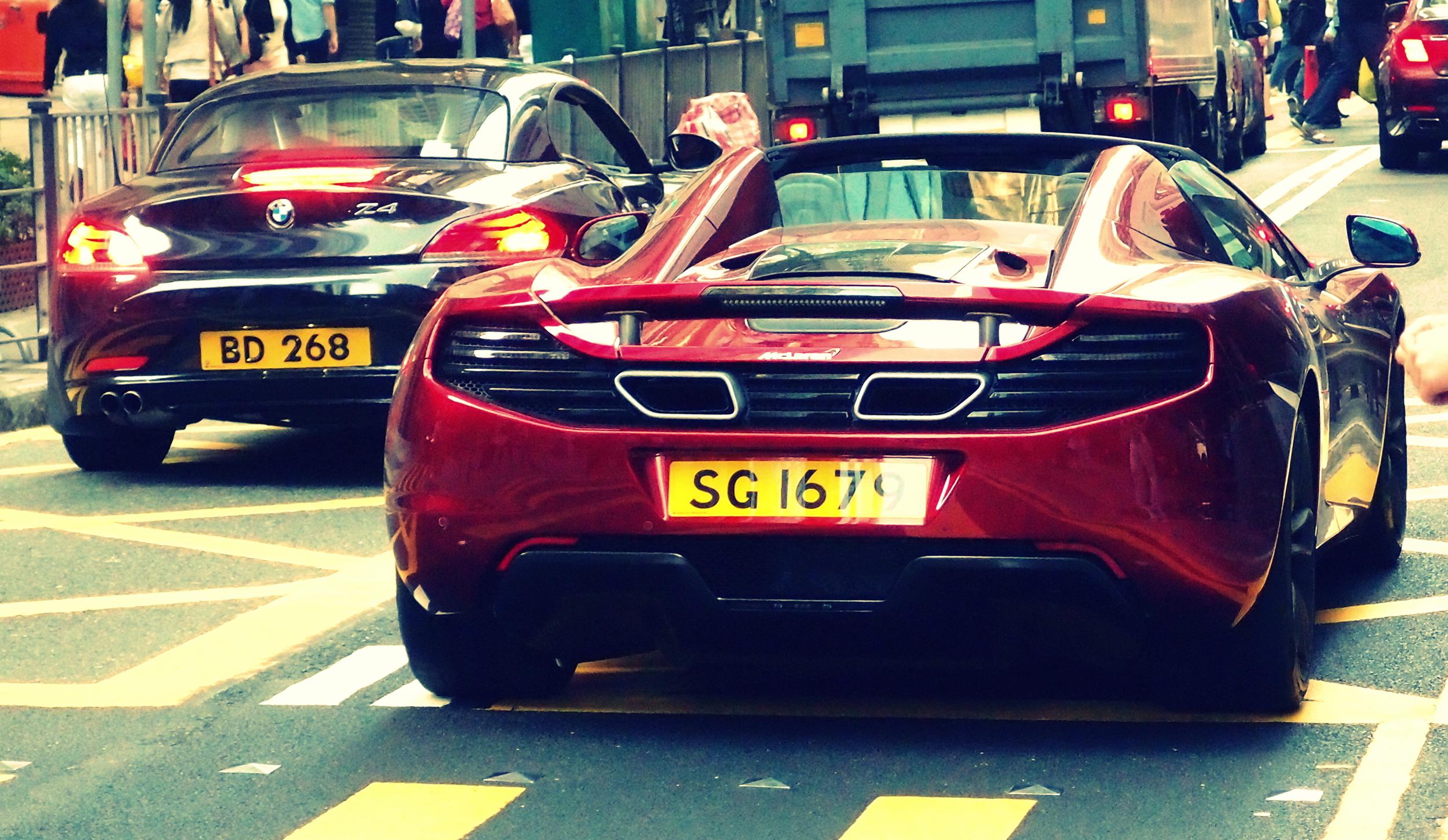 Gorgeous McLaren