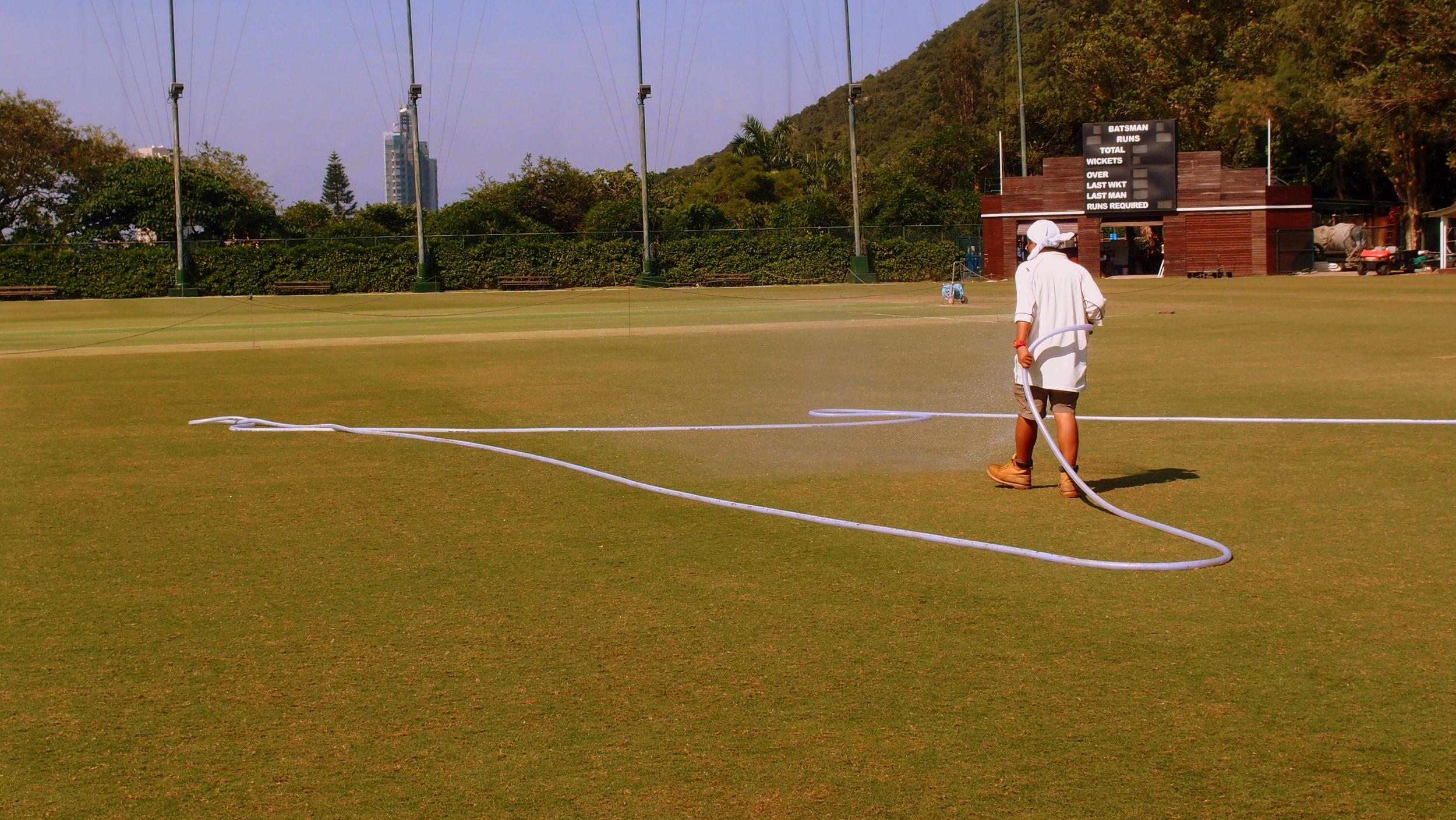 The Hong Kong Cricket Club