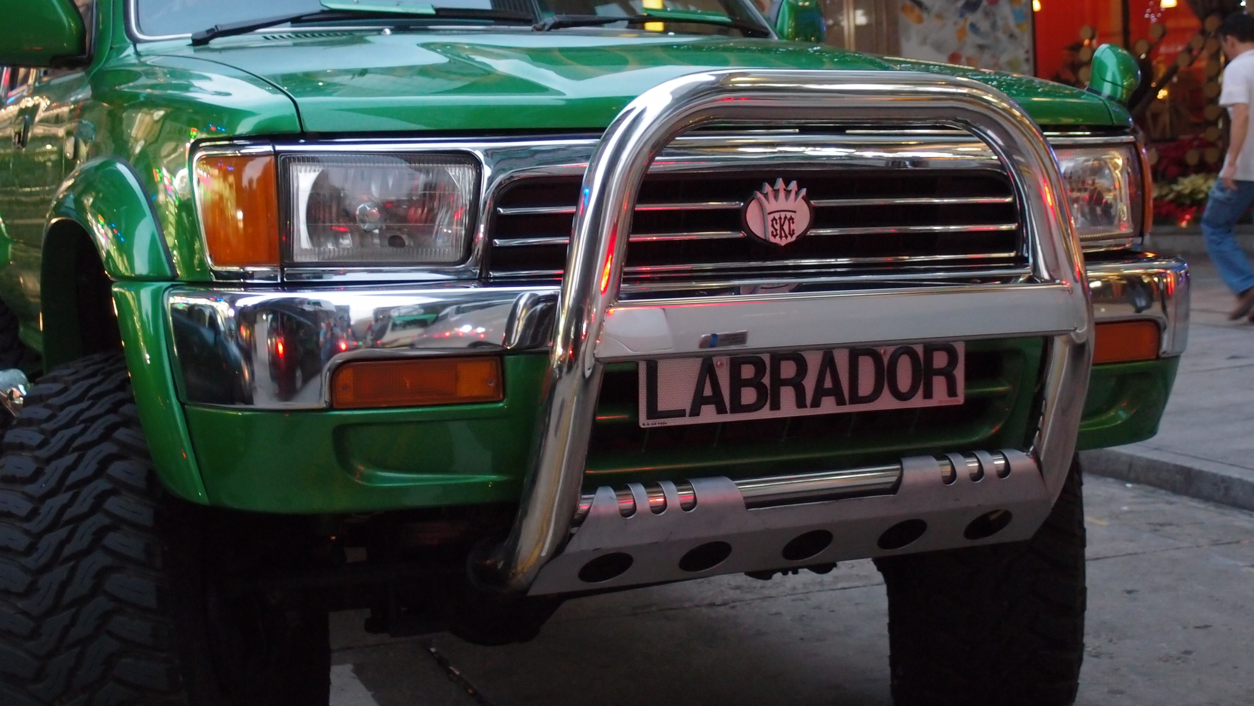 Another great numberplate