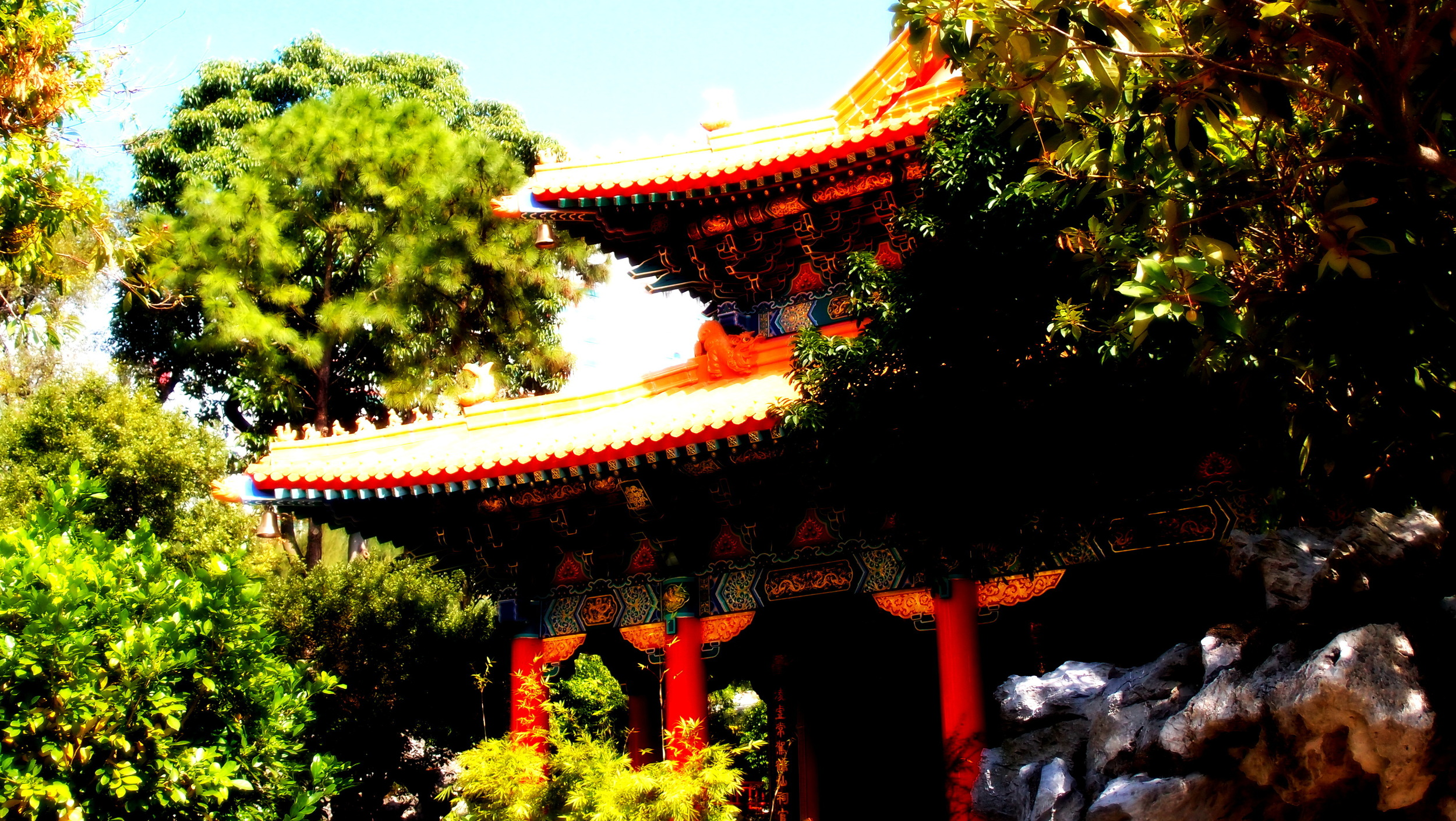 The amazing Sik Sik Yuen Wong Tai Sin Temple