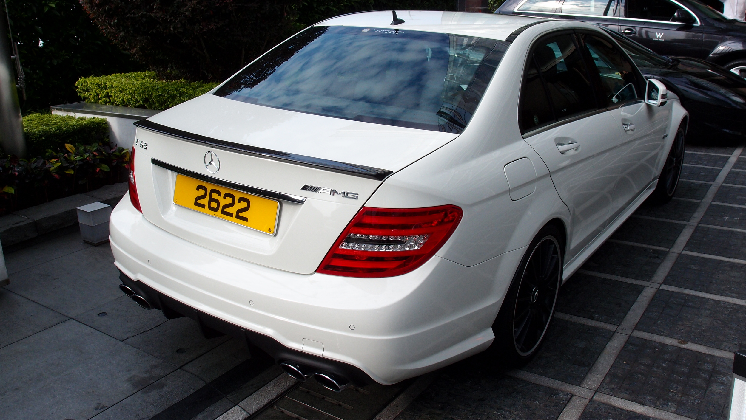 Mercedes AMG supercar